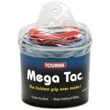 Tourna Mega Tac Overgrip 30er blau