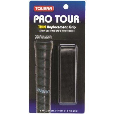 Tourna Pro Tour Basisband schwarz