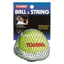 Tourna Tennistrainer Ball + Schnur