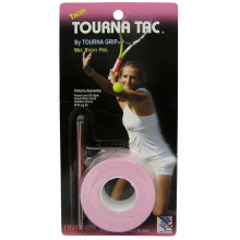 Tourna Tac XL Overgrip 3er pink