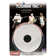 Tourna Overgrip Tac XL weiss 10er