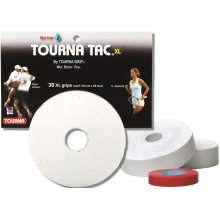 Tourna Tac XL Overgrip Tour Pack 30er weiss