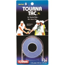 Tourna Tac XL Overgrip 3er blau