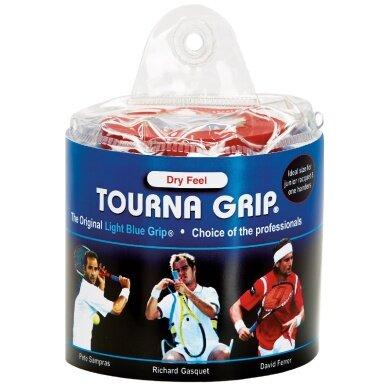 Tourna Grip Standard Overgrip Tour Pack 30er blau
