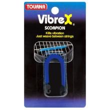 Tourna Schwingungsdämpfer Vibrex Scorpion blau