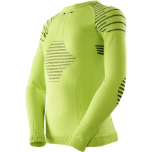 X-Bionic Invent Longsleeve lime Junior