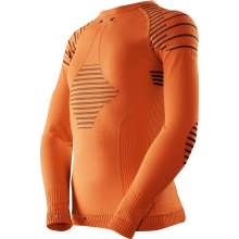 X-Bionic Invent Longsleeve orange Junior