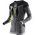 X-Bionic Apani Merino Shirt Long Sleeves 2015 schwarz/grau Herren