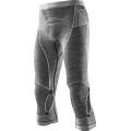 X-Bionic Apani Merino Pant Medium 2017 schwarz/grau/ivory Herren