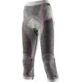 X-Bionic Apani Merino Pant Medium schwarz/grau/pink Damen