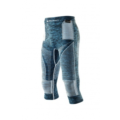 X-Bionic Energy Accumulator Evo Melange Pant Medium 2016 blau Herren