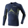 X-Bionic Energy Accumulator Longsleeve marine Junior