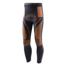 X-Bionic Energy Accumulator Pant long schwarz/orange Junior