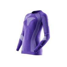 X-Bionic Running Effektor Power Longsleeve violett Damen
