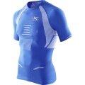 X-Bionic Running The Trick Shirt Short Sleeve blau Herren