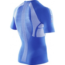 X-Bionic Running The Trick Shirt Short Sleeve blau Herren