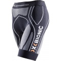 X-Bionic Running The Trick Pant Short schwarz/weiss Damen