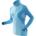 X-Bionic Ski Racoon Fullzip blau Damen
