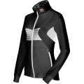 X-Bionic Ski Racoon Fullzip schwarz/weiss Damen