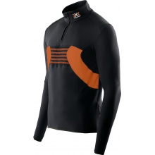 X-Bionic Ski Racoon Zip Up schwarz/orange Herren