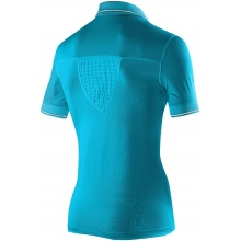 X-Bionic Travel Polo türkis Damen