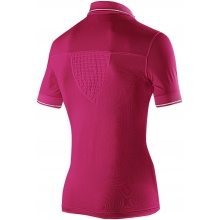 X-Bionic Travel Polo rose Damen