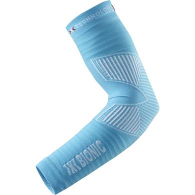 X-Bionic Effektor Armwärmer türkis 1er