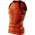 X-Bionic Running Shirt Sleeveless Lamborghini 2016 orange Herren