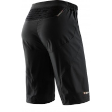 X-Bionic Bike Mountain Pant Short schwarz Damen