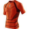 X-Bionic Running Shirt Short Sleeve Lamborghini 2016 orange Herren