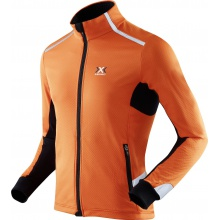 X-Bionic Running Jacke Winter Spherewind 2015 orange Herren