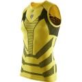 X-Bionic Running Shirt Sleeveless Lamborghini Huracan 2016 gelb Herren