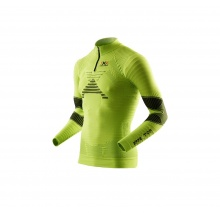 X-Bionic Trail Running Effektor Power Longsleeve 2016 lime Herren