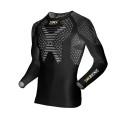 X-Bionic Running Shirt TWYCE Longsleeve 2016 schwarz Herren