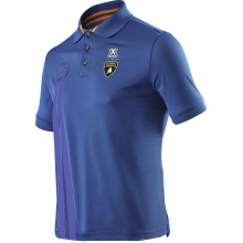 X-Bionic Polo TechStyle 63 STRIPES Lamborghini 2016 navy Herren