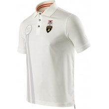 X-Bionic Polo TechStyle 63 STRIPES Lamborghini weiss Herren