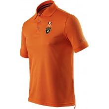 X-Bionic Polo TechStyle LOGO Lamborghini 2016 orange Herren