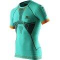 X-Bionic Fitness Effektor Shirt 2017 peacok Herren