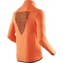 X-Bionic Lauf-Langarmshirt Raccoon Zip-Up orange Herren (Größe S)