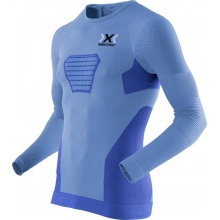 X-Bionic Running Shirt Speed Evo Long Sleeve 2017 blau Herren