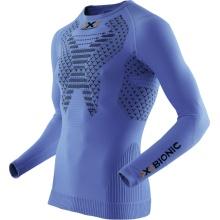X-Bionic Running Shirt TWYCE Longsleeve blau Herren