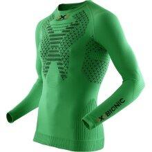 X-Bionic Running Shirt TWYCE Longsleeve 2017 grün Herren