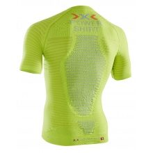 X-Bionic Effektor Power Shirt lime Herren