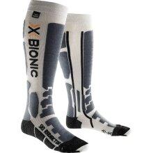 X-Socks Skisocke Radiactor Lamborghini 2016 silber/anthrazit Herren