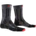X-Socks Trekkingsocke Light 2018 anthrazit/rot Herren