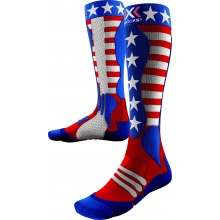 X-Socks Skisocke Energizer Patriot 2017 USA Herren