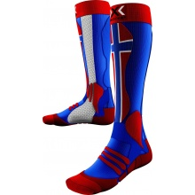 X-Socks Skisocke Energizer Patriot 2017 Norway Herren