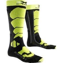 X-Socks Skisocke Control 2.0 2016 anthrazit/lime Herren