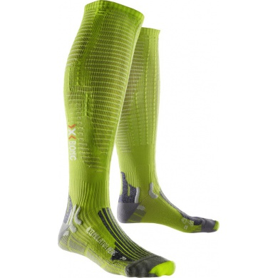 X-Socks Laufsocke Effektor XBS Performance lime (Weite S)