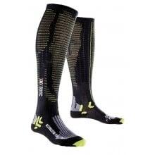 X-Socks Laufsocke Effektor XBS Performance schwarz/lime (Weite M)